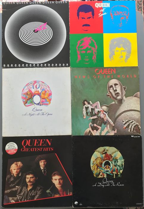 Queen - A Day At The Races | Releases | Discogs