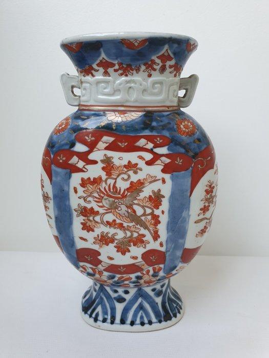 Fine vase - Arita, Imari - Porcelain - Japan - Meiji period (1868-1912)
