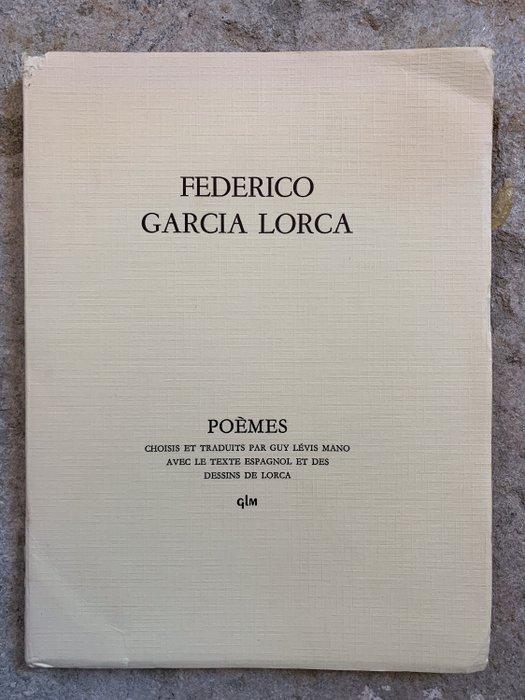Federico Garcia Lorca Poèmes En Français : federico, garcia, lorca, poèmes, français, Federico, Garcia, Lorca, Poèmes,, Traduction, Lévis, Catawiki