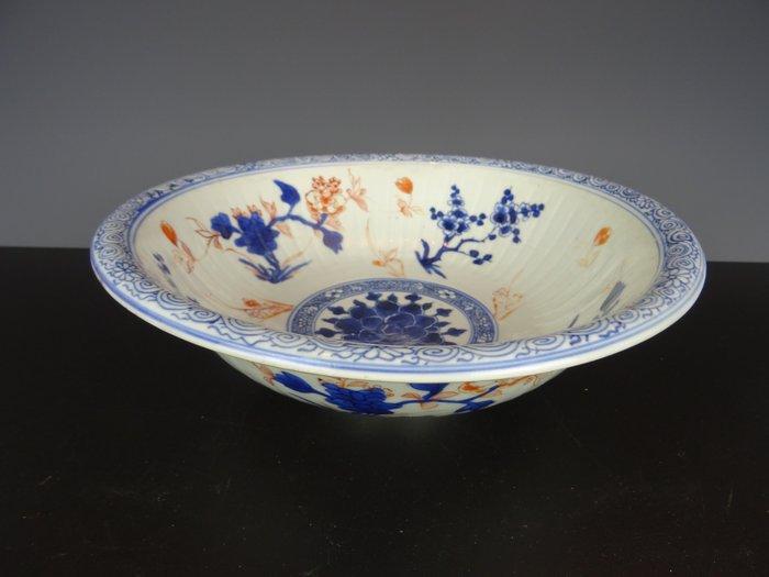Big bowl - Porcelain - China - 18th century
