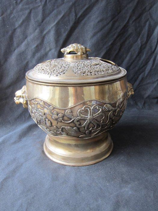 Koro censer - Bronze - Japan - 19th century