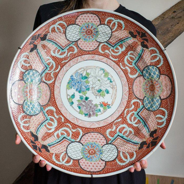 Charger - Imari - Porcelain - Japan - 19th century