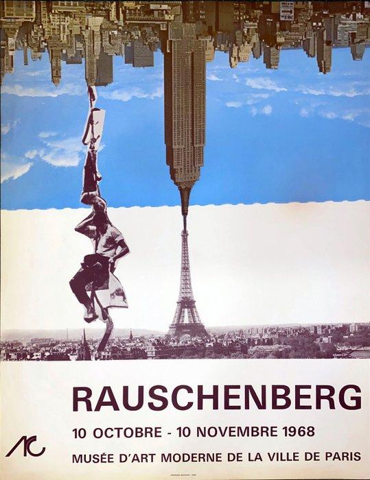 Musée D Art Moderne De La Ville De Paris Paris : musée, moderne, ville, paris, Robert, Rauschenberg, Musée, D'art, Moderne, Ville, Catawiki