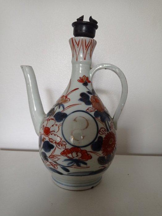 Pot (1) - Porcelain - Japan - 18th century