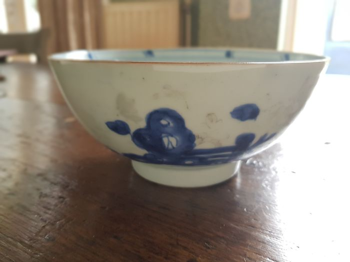 Bowl (1) - Porcelain - Nanking Cargo - China - 18th century