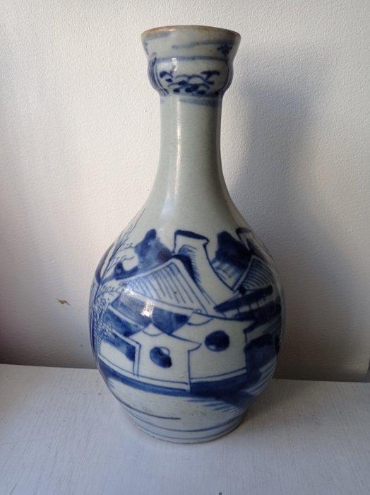 Vase (1) - Porcelain - China - 18th - 19th century