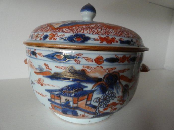 Vegetable - Porcelain - China - 18th century