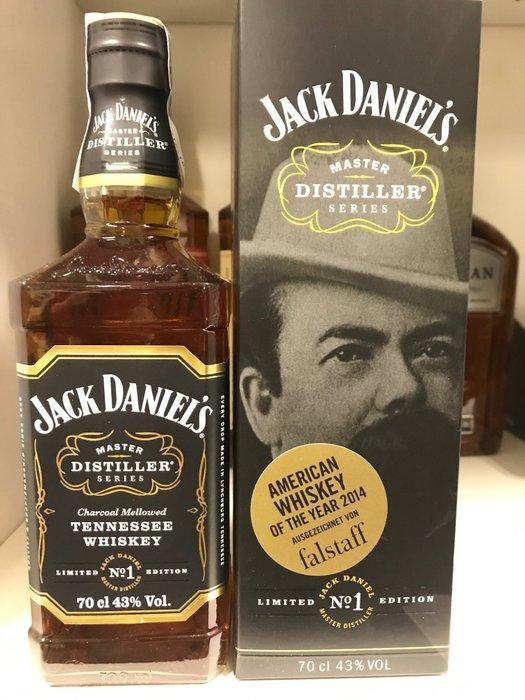 Jack Daniel's Master Distiller No 1 - 70cl - Catawiki
