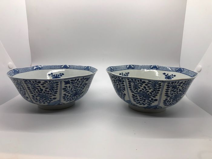 bowls (2) - Porcelain - China - Guangxu (1875-1908)