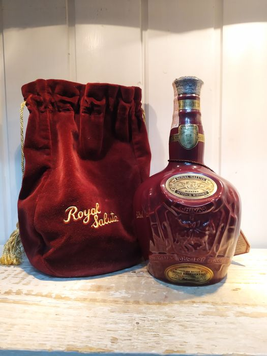 Royal Salute 21 years old Wade Decanter - 70cl - Catawiki