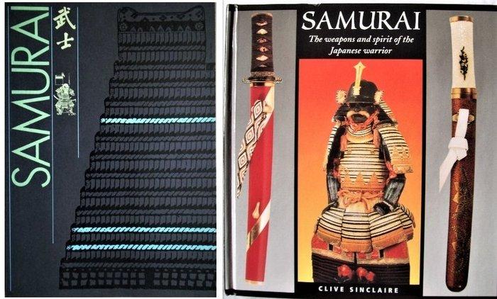 Book (2) - Softcover / Hardcover - SAMURAI Armour and Swords (including fittings) - Samurai - Japan - Meiji period (1868-1912)