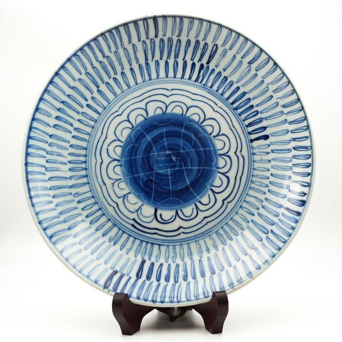 Plate - Ceramic - China - Qing Dynasty (1644-1911)