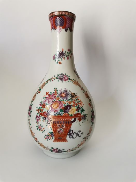 Vase - Porcelain - China - Qianlong (1736-1795)