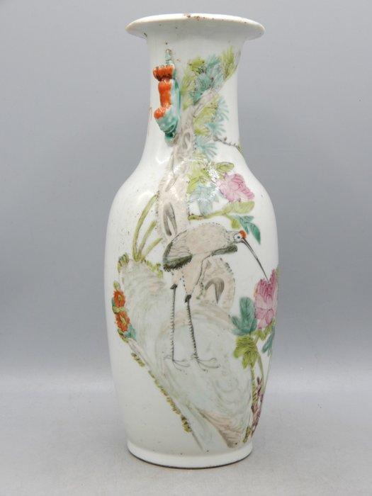 Baluster vase - Porcelain - China - Guangxu (1875-1908)
