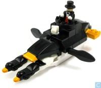LEGO Penguin Submarine - Bing images