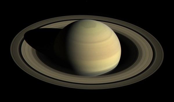 Planet Saturn NASA Cassini