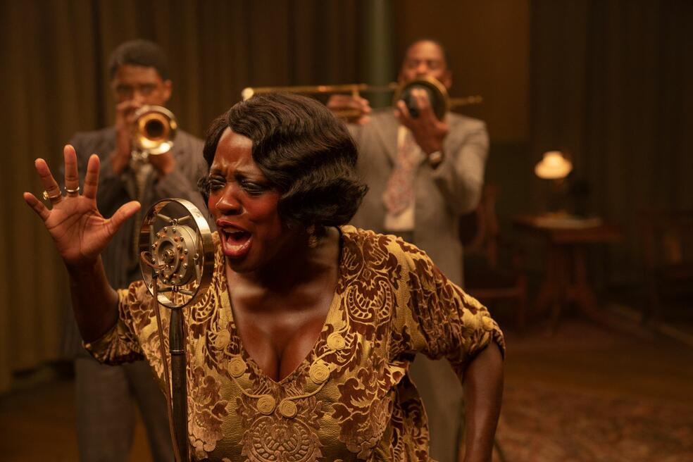 Ma Rainey's Black Bottom mit Viola Davis