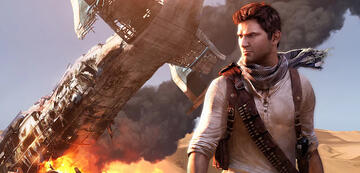 Nathan Drake in the video games