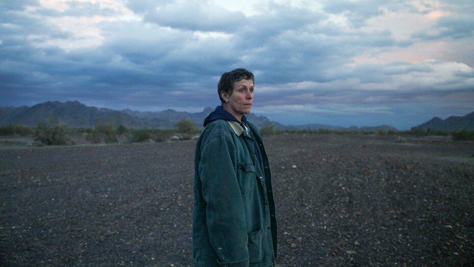Nomadland mit Frances McDormand