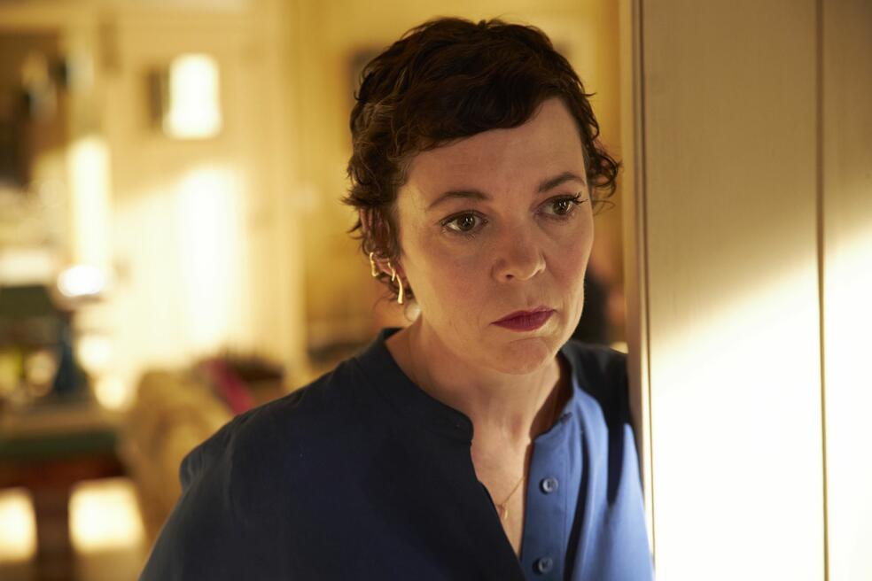 The Father mit Olivia Colman