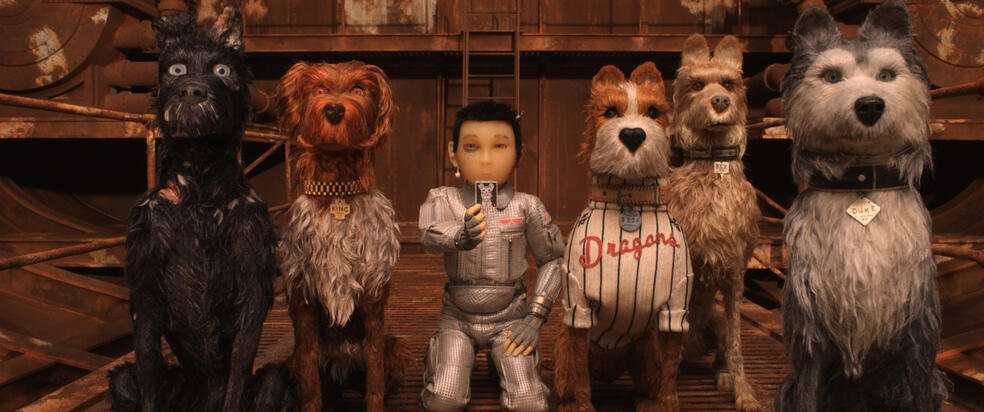 Isle of Dogs - Ataris Reise