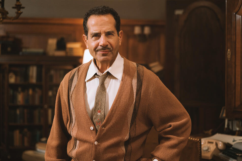 The Marvelous Mrs. Maisel, The Marvelous Mrs. Maisel - Staffel 1 mit Tony Shalhoub