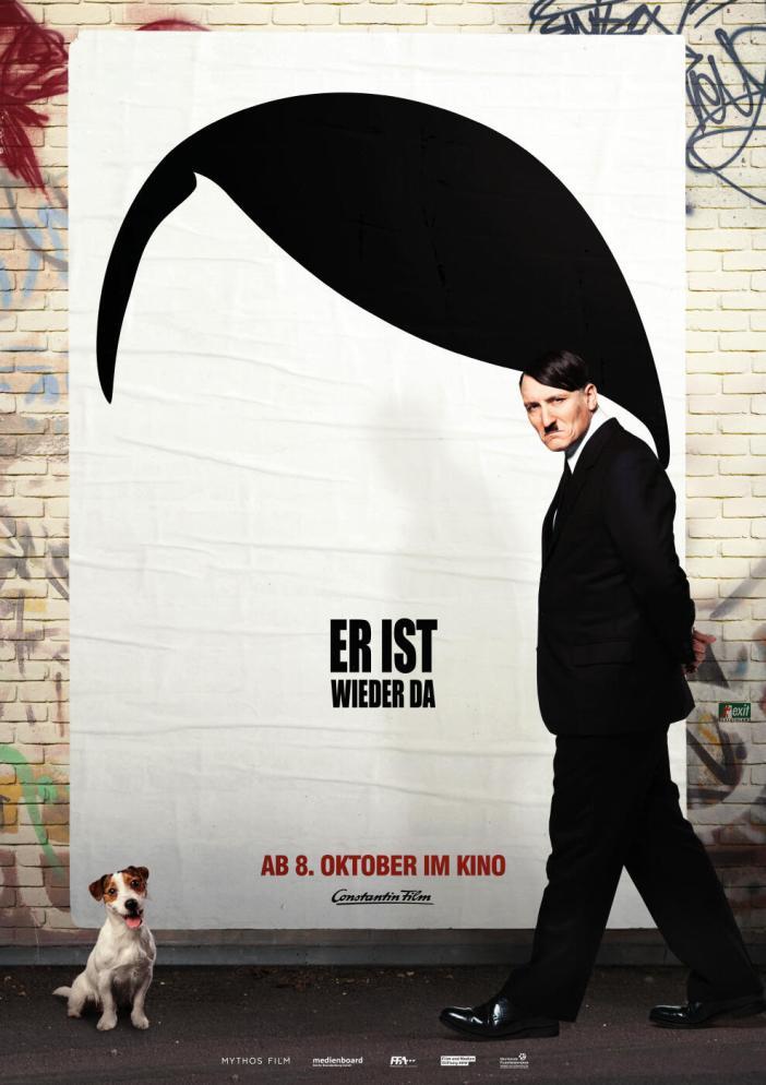 Il est de retour : un film dérangeant sur Hitler