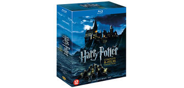 Harry Potter Box set with lots of Extras