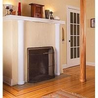 Madrid Inc. Basement Pole Cover | Morristown Lumber