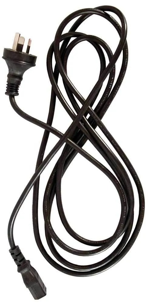 SKP-3: 3MTR 3PIN IEC PLUG TO 3PIN AC POWER CABLE