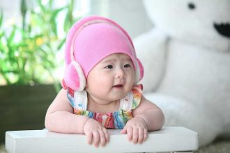 10 Topi Bayi yang Lucu dan Menggemaskan