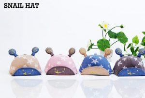 Snail_Hat_Topi_Siput_Lucu