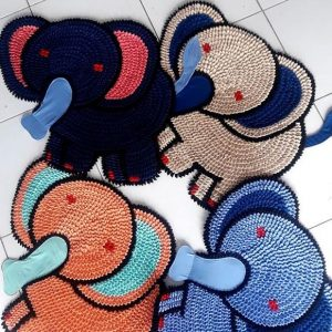 keset_kain_perca_bentuk_gajah
