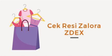 Cek Resi ZDEX Zalora dan Paket Barang yang Dikirim dari Luar Negeri
