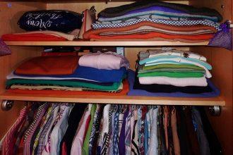 10 Lemari Pakaian Plastik Bagus dan Murah