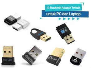 10 Bluetooth Adaptor Terbaik untuk PC dan Laptop