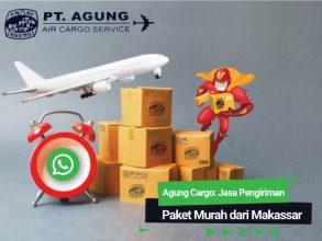 Agung Cargo: Jasa Pengiriman Paket Murah dari Makassar