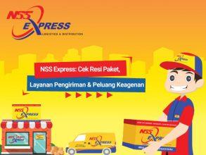 NSS Express: Cek Resi Paket, Layanan Pengiriman dan Peluang Keagenan