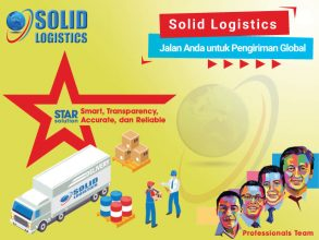 Solid Logistics: Jalan Anda untuk Pengiriman Global