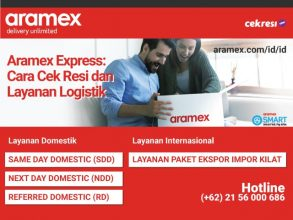 Aramex Express: Cara Cek Resi dan Layanan Logistik