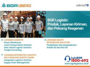 BGR Logistic: Produk, Layanan Kiriman, dan Peluang Keagenan