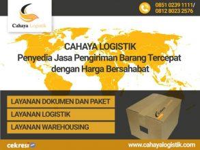 Cahaya Logistik Penyedia Jasa Pengiriman Barang Tercepat dengan Harga Bersahabat