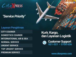 Cito Xpress: Kurir, Kargo, dan Layanan Logistik