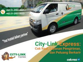 City-Link Express: Cek Resi, Layanan Pengiriman, dan Peluang Berkarir