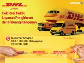 DHL Express: Cek Resi Paket, Layanan Pengiriman dan Peluang Keagenan
