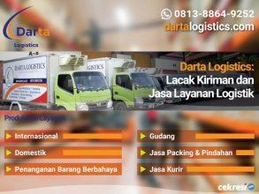 Darta Logistics: Lacak Kiriman dan Jasa Layanan Logistik