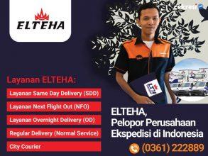 ELTEHA, Pelopor Perusahaan Ekspedisi di Indonesia