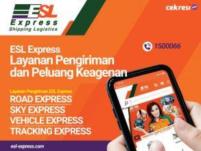 ESL Express: Layanan Pengiriman dan Peluang Keagenan
