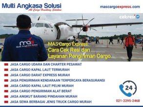 MAS Cargo Express: Cara Cek Resi dan Layanan Pengiriman Cargo