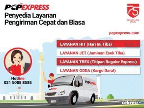 PCP Express Penyedia Layanan Pengiriman Cepat dan Biasa